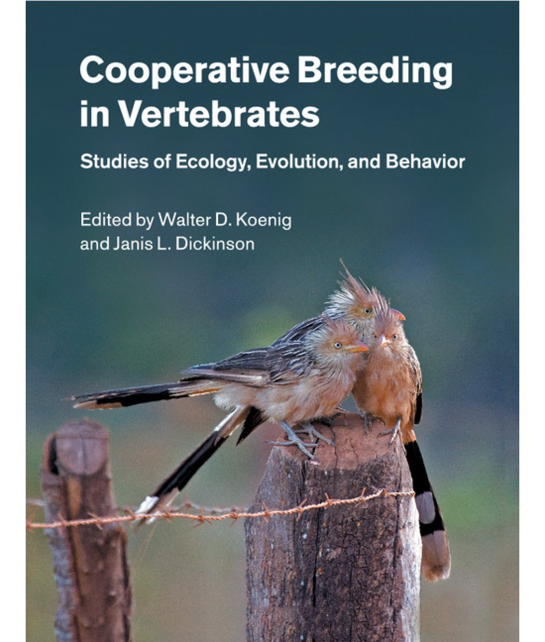 Cooperative Breeding Book